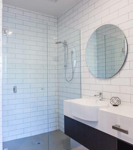 Frameless front only kit 1150mm pipers international for 1150mm shower door