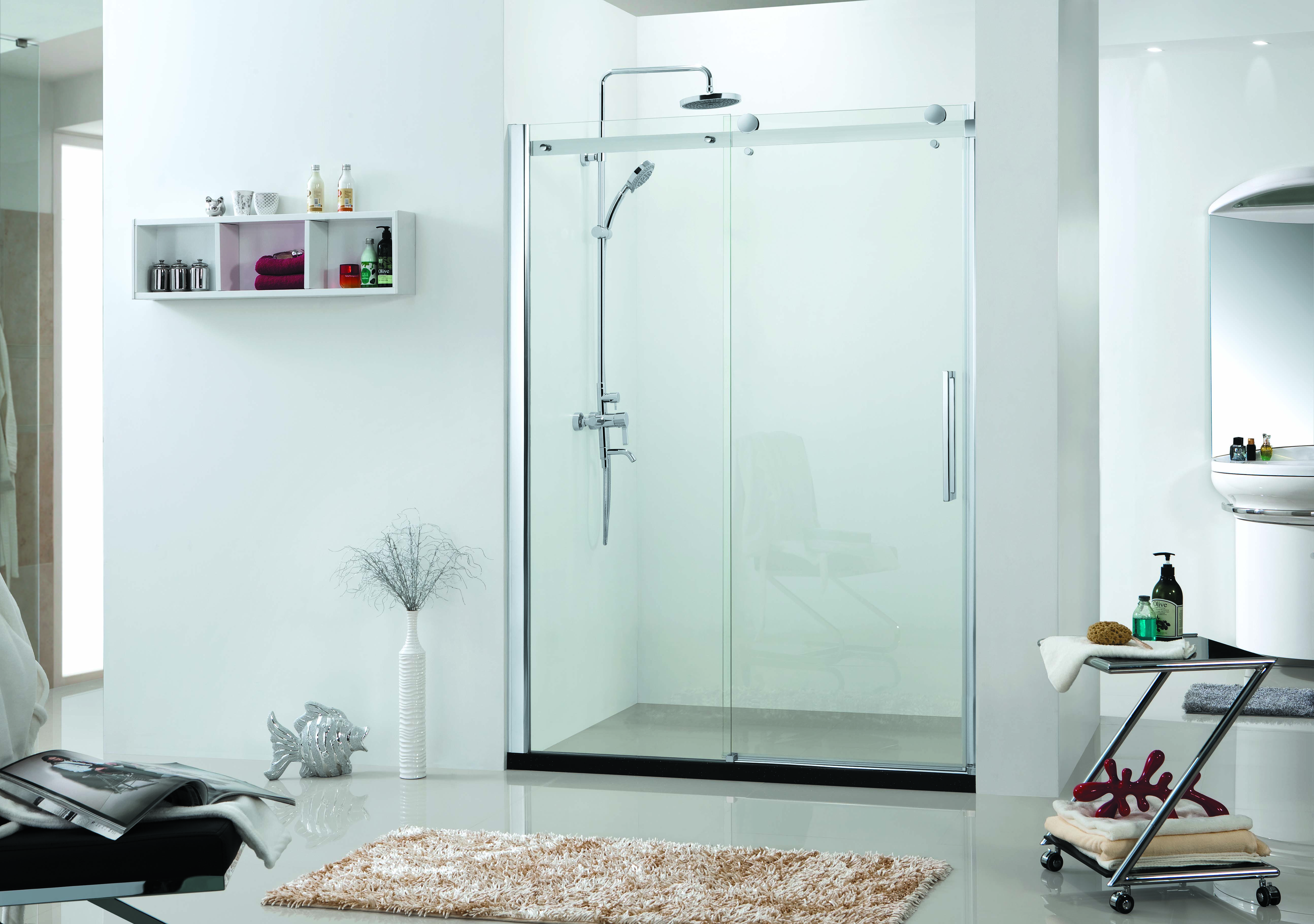 Kortina Suite Sliding Shower 1140-1160 Front only Left Hand Opening ...
