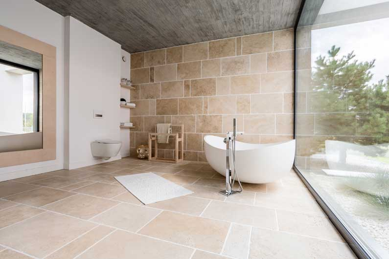Create A Day Spa Feel. Day Spa Bathroom
